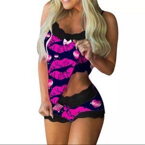 True Pink Sleepwear